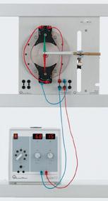 Magnetfeld eines elektromagnetischen Stators