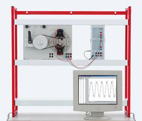 Innenpolgenerator – Messung mit Sensor-CASSY