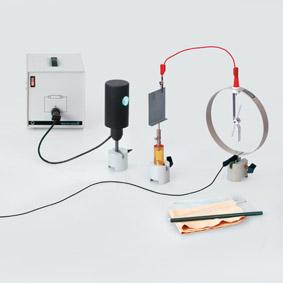 Äußerer lichtelektrischer Effekt - Elektroskop