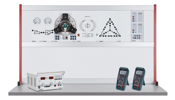 Elektrolehrmaschinen für Kleinspannung