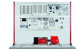 Synchronmaschine Permanent Erregt EPM  mit Frequenzumrichter 0,3