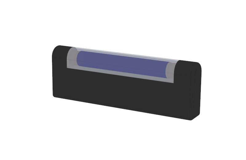 Übertragungsweg beim Händeschütteln mit UV-Licht