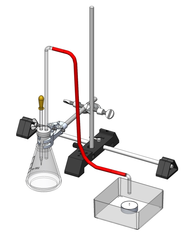 Der Kohlenstoffdioxid-Feuerlöscher