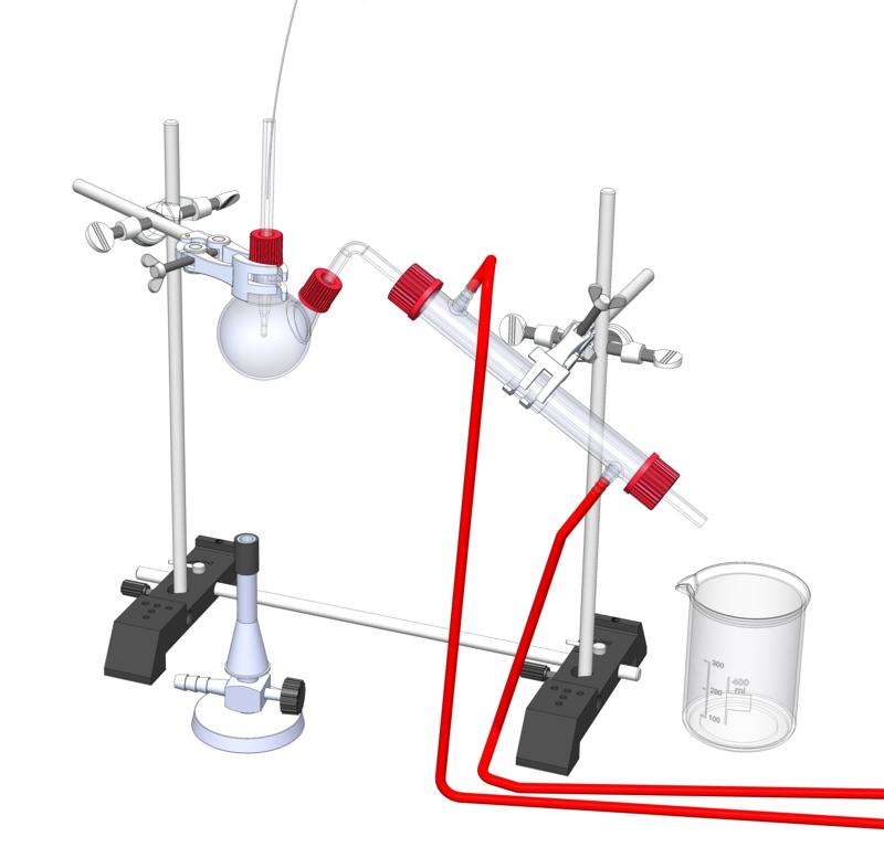 Isomere Alkanole und ihre Siedepunkte - Digital