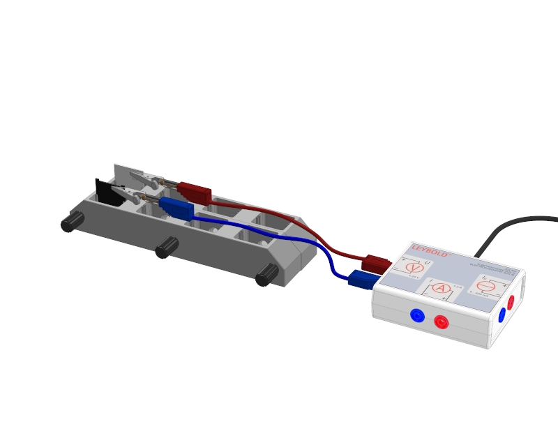 Erstellung einer Spannungsreihe - Digital