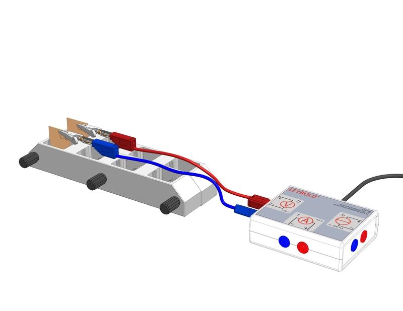 Die NERNST-Gleichung Teil II - Aufbau - Digital