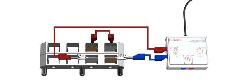 Das Daniell-Element in Reihenschaltung - Digital