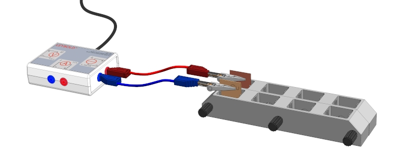 Elektrolytische Raffination von Kupfer - Digital