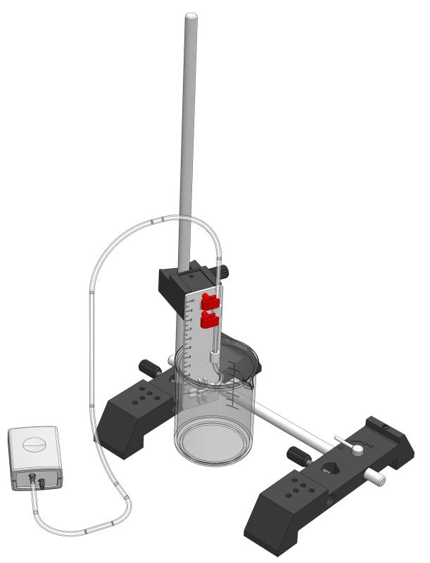 Hydrostatischer Druck - Digital