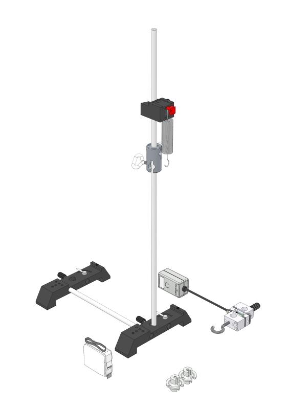 Schraubenfederpendel - Digital