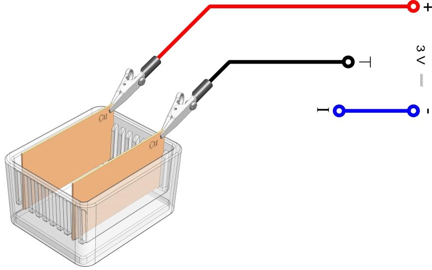 Leitfähigkeit wässriger Lösungen (Elektrolyte) - Digital