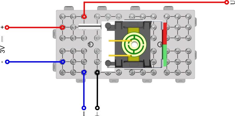 Gleichstrommotor - Funktionsprinzip - Digital