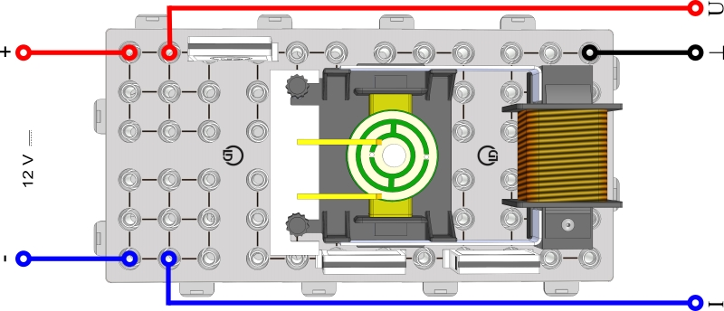 Reihenschluss-Universalmotor- Funktionsprinzip - Digital