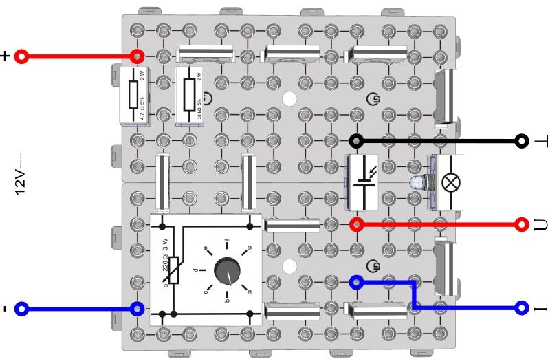 Durchlass- und Sperr-Richtung einer Solarzelle - Digital
