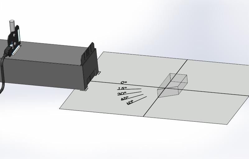 Brechung an einer planparallelen Platte
