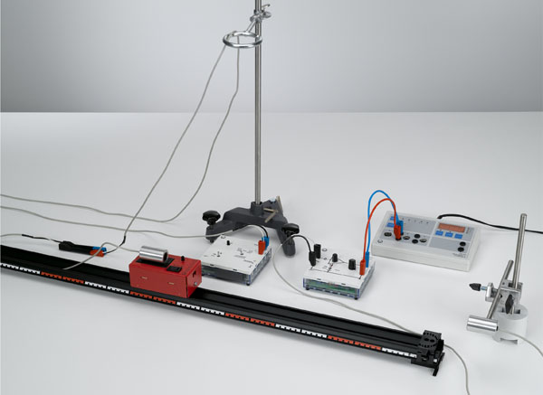 Untersuchung des Doppler-Effekts mit Ultraschallwellen