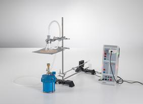 Thermische Ausdehnung von Festkörpern - Aufzeichnung und Auswertung mit CASSY