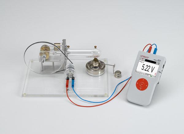 Betrieb des Heißluftmotors P als Wärmekraftmaschine, Wärmepumpe und Kältemaschine