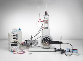 Bestimmung des Wirkungsgrades des Heißluftmotors als Kältemaschine