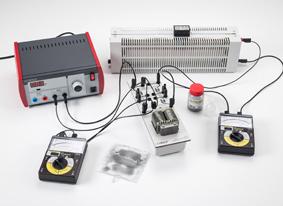 Spannungsumformung mit einem belasteten Transformator