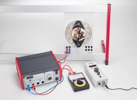 Untersuchungen am Gleichstrommotor mit Dreipolrotor