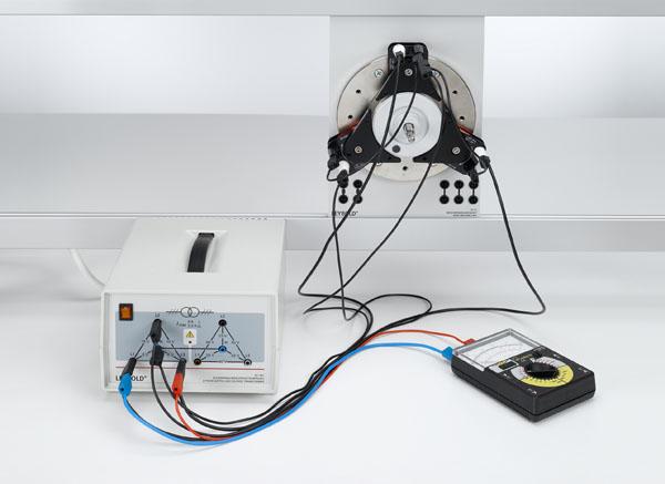 Aufbau eines Drehstrom-Synchron- und eines Drehstrom-Asynchronmotors