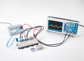 Bestimmung des Wechselstromwiderstandes in Stromkreisen mit Kondensatoren und ohmschen Widerständen