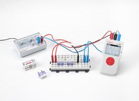 Bestimmung des Wechselstromwiderstandes in Stromkreisen mit Kondensatoren und ohmschen Widerständen - Messung mit Mobile-CASSY