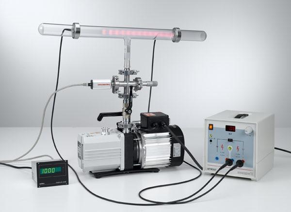 Untersuchung der selbständigen Gasentladung in Luft in Abhängigkeit vom Druck
