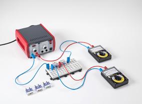 Aufzeichnung der Strom-Spannungs-Kennlinien von Leuchtdioden (LED)