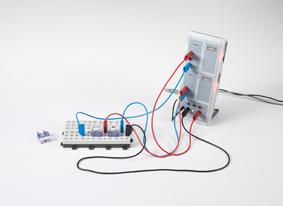 Aufzeichnung der Strom-Spannungs-Kennlinien von Z-Dioden mit CASSY