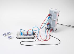 Aufzeichnung der Strom-Spannungs-Kennlinien von Leuchtdioden (LED) mit CASSY