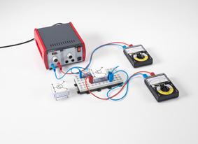 Untersuchung der Diodeneigenschaften von Transistorstrecken