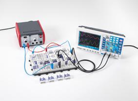 Transistor als Sinusgenerator (Oszillator)