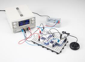Aufbau einer optischen Übertragungsstrecke