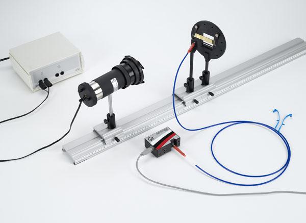 Reflexionsspektren verschiedener Materialien - Aufzeichnung und Auswertung mit einem Spektralspektrometer