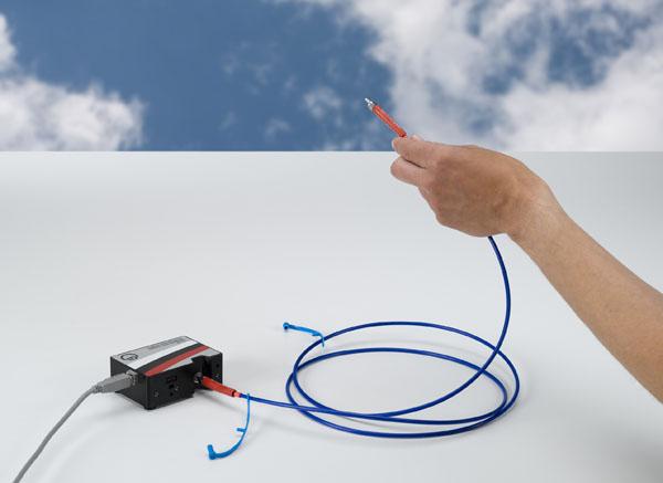 Aufnahme der Fraunhoferschen Linien mit einem kompakten Spektrometer