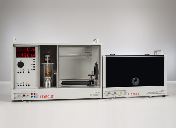 Digitale Röntgenfotografie mit dem Computertomografiemodul