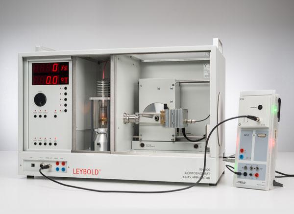 Aufnahme des Energiespektrums einer Molybdän-Anode