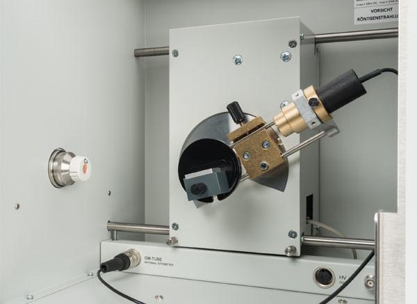 Compton-Effekt: Nachweis des Energieverlustes des gestreuten Röntgenquants