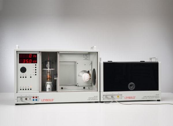 Computertomografie von biologischen Objekten mit dem Computertomografiemodul