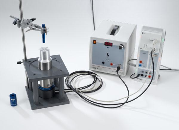 Nachweis von γ-Strahlung mit einem Szintillationszähler
