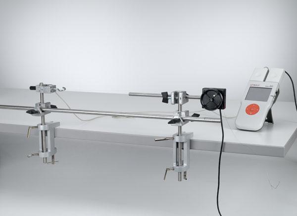 Untersuchung der elastischen und plastischen Dehnung von Metalldrähten - Aufzeichnung und Auswertung mit CASSY