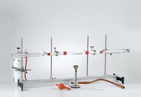 Quantitative Bestimmung von Wasserstoff