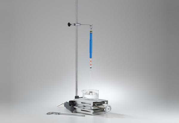Messung der Oberflächenspannung nach der Abreißmethode