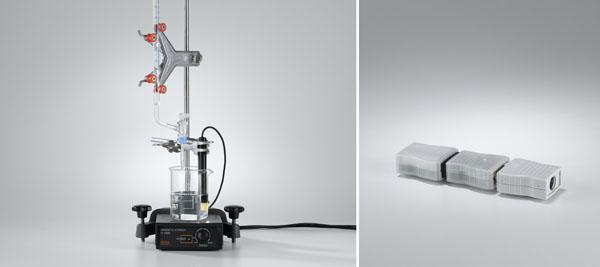 Elektrolytische Dissoziation: Abhängigkeit der Leitfähigkeit von der Elektrolytkonzentration