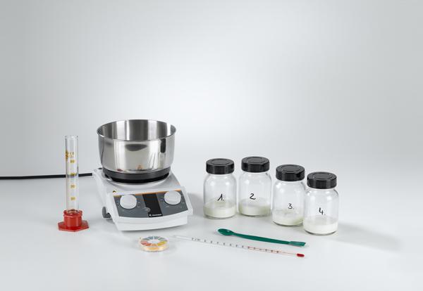Herstellung von Joghurt