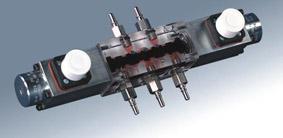 Didaktische Hydraulik, Elektro-Hydraulik Ergänzungsausstattung