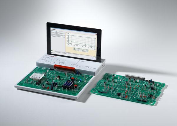 COM3LAB-Multimedia: Gleichstromtechnik
