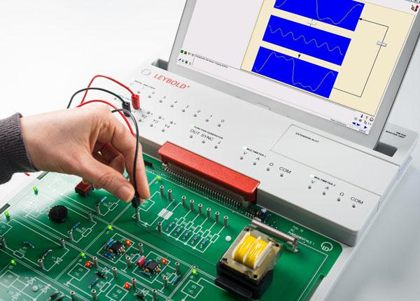 COM3LAB-Multimedia: Wechselstromtechnik